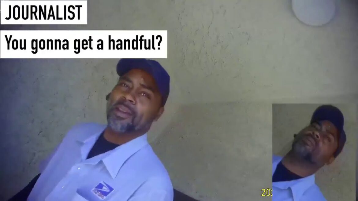 Election Fraud Exposed – Corrupt Postal Workers