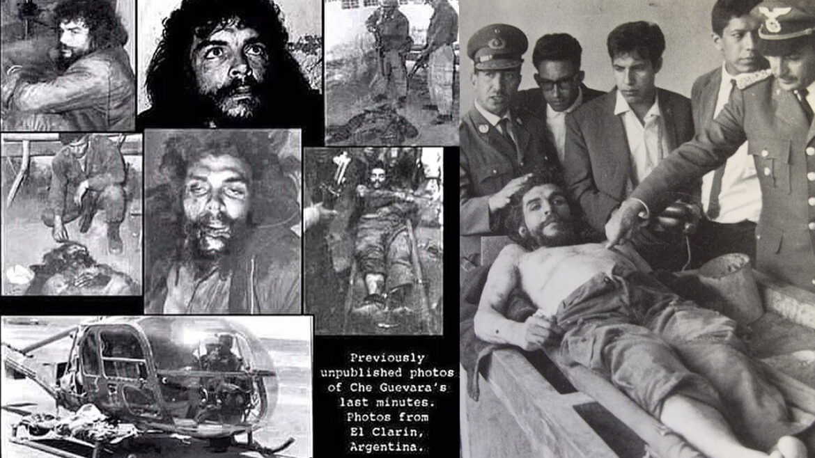 Never Forget: Che Guevara