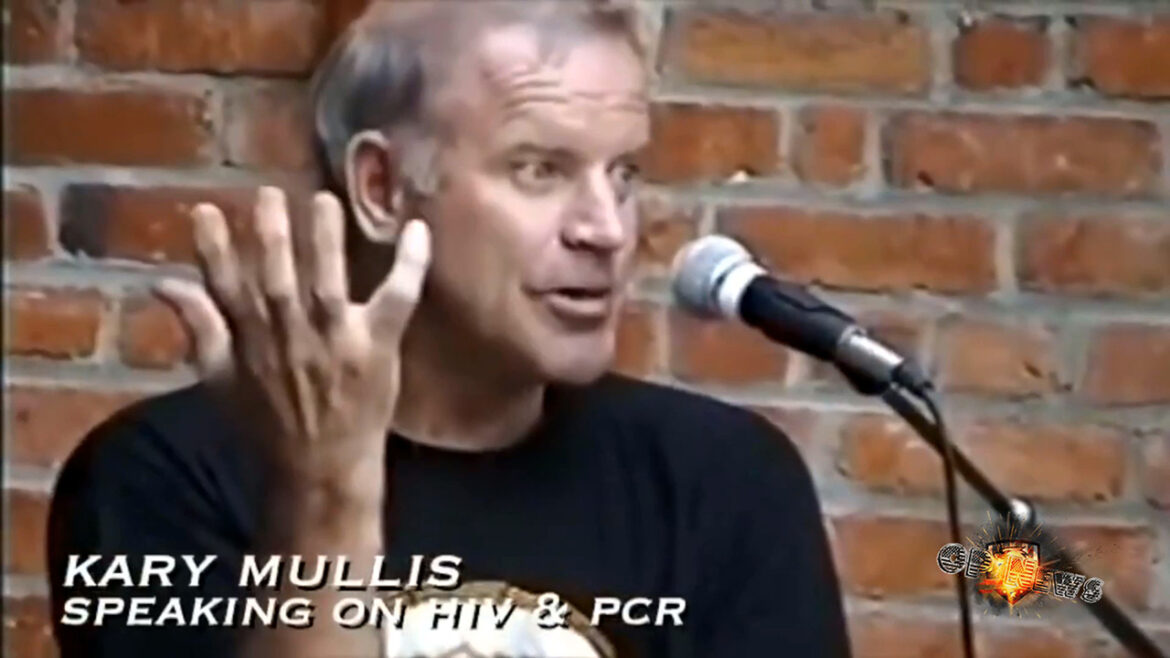 PCR Test Inventor Explains the Human Creation of HIV and Aid