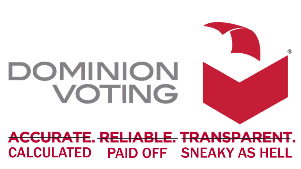 How Deep Is Dominion Voting System's Corruption?