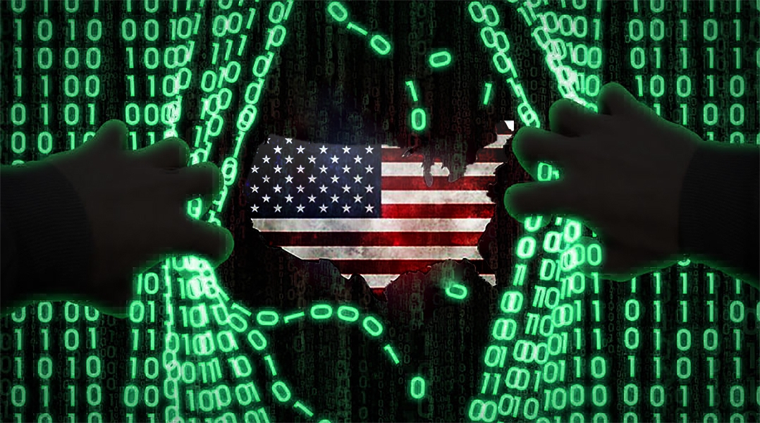 Here Were the Coordinated Cyberwarfare Attacks Against the U.S. by China, Russia, Iran, Iraq, and Pakistan to Steal the Election from Trump