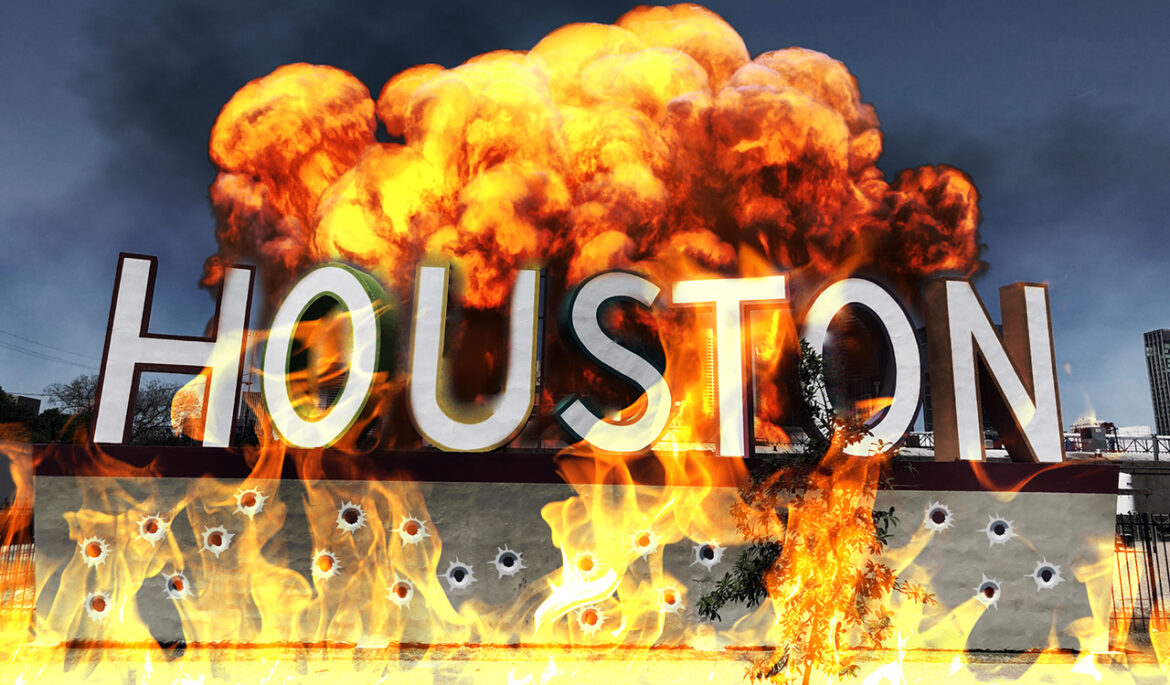Here Are All the Crimes You Can Commit In Houston Without Being Arrested Now
