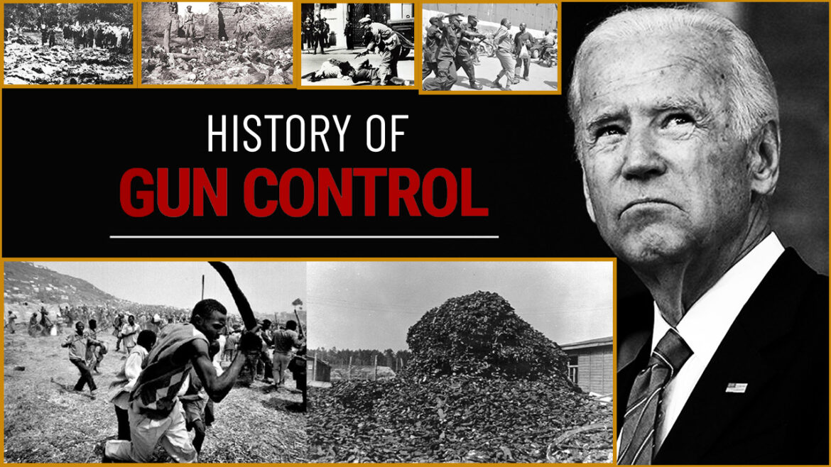 Never Forget: The History of Gun Control and Genocide
