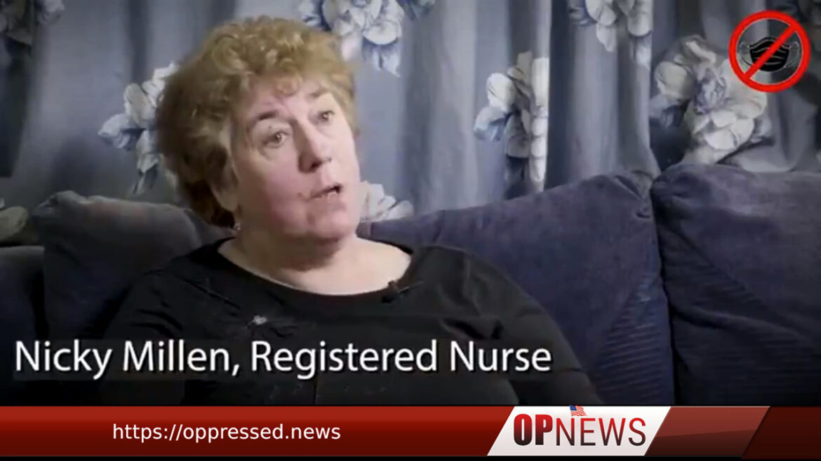 Nurse With 40+ Years Experience Quits and Exposes NHS/COVID