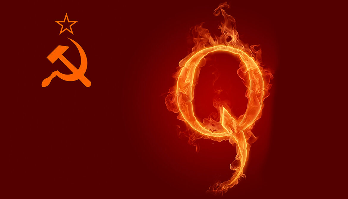 QAnon Appears to Be a Copycat of the Bolshevik Psyop