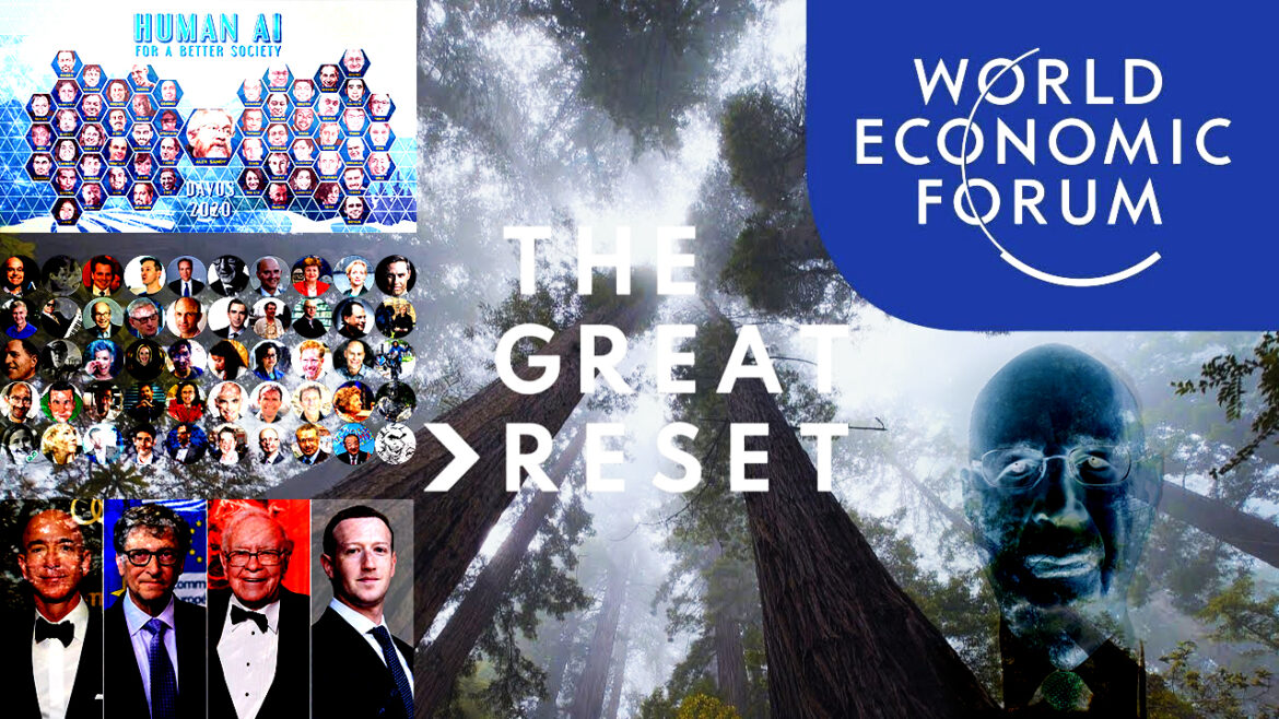 The Great Reset (New World Order) Has Arrived and It's Not a Good Thing