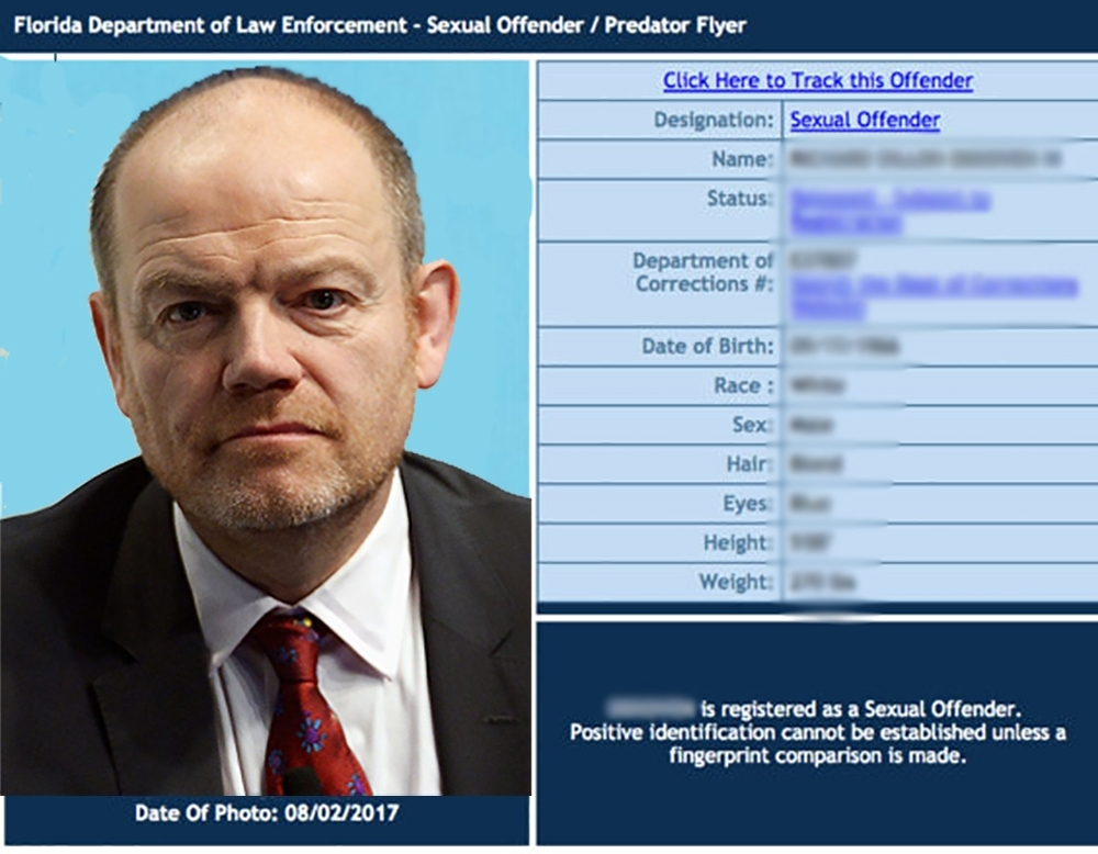 Opinion: Mark Thompson, New York Times Ex-CEO Is a Pedophile