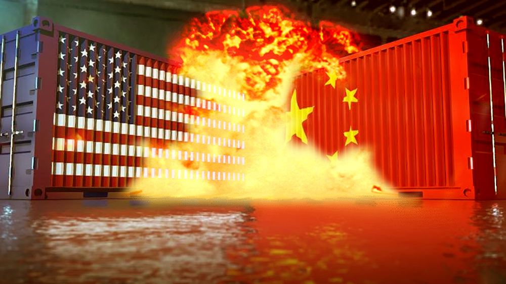 China and the United States Are Headed for a Nuclear War