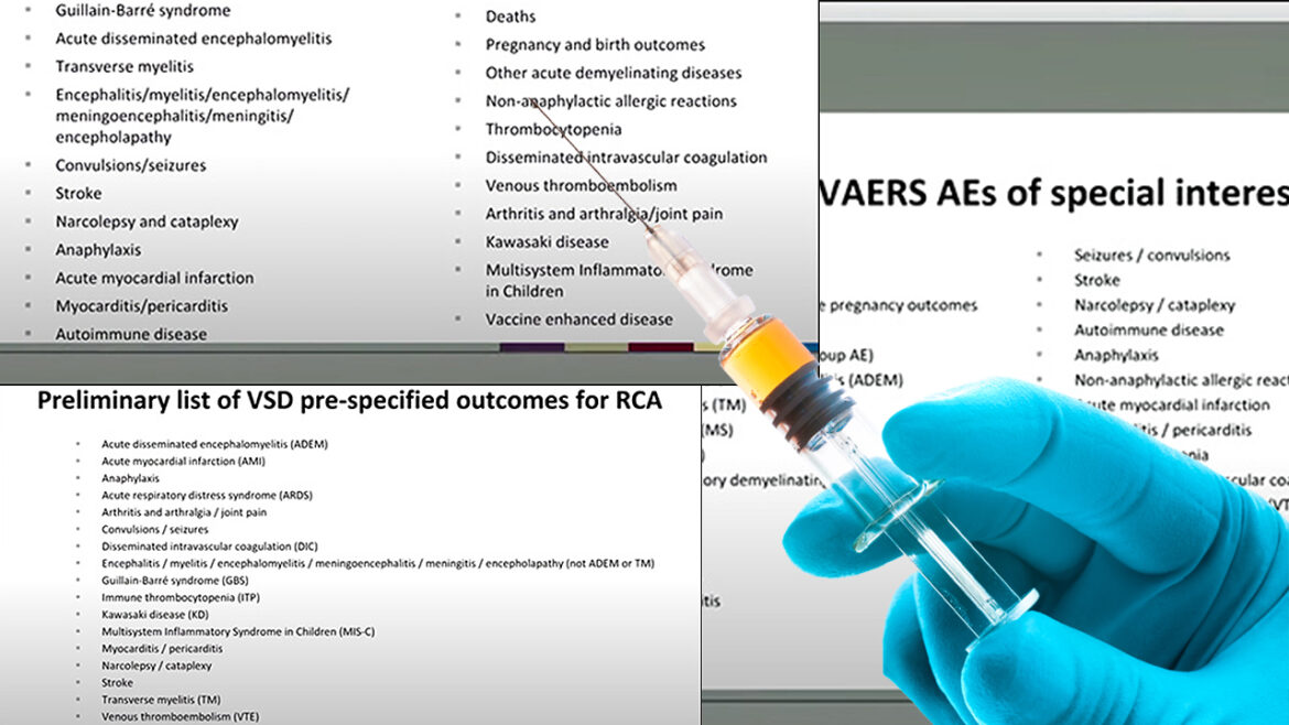 Here Is a Huge List of COVID Vaccine Adverse Reactions the Healthcare Industry Has Been Covering Up