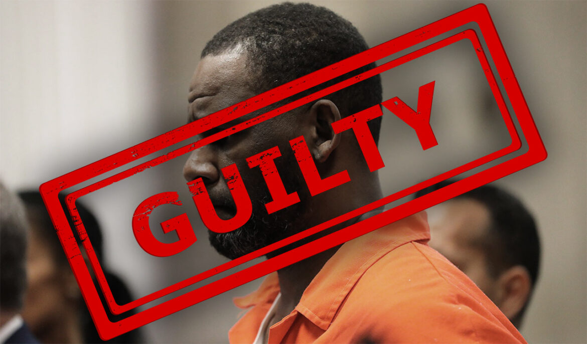 R. Kelly Found Guilty On All Counts In Child Sex-Trafficking Trial